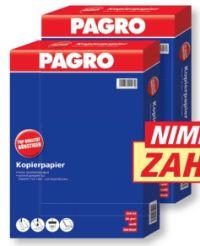 Kopierpapier von Pagro