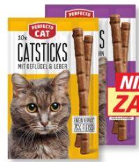 Katzensticks von Perfecto Cat