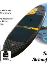 Stand-Up-Paddle-Board von Lamar