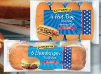 Hamburger-Brötchen von Grafschafter