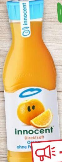 Orangensaft von Innocent