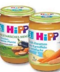 Baby-Menü von HiPP