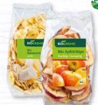 Bio Knusprige Apfelchips von BioGreno