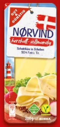 Norvind Schnittkäse von Gut & Günstig