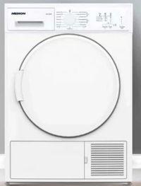 Wärmepumpentrockner MD 37625 von Medion
