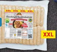 Nürnberger Rostbratwürste XXL von Gut Drei Eichen