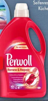 Spezialwaschmittel von Perwoll