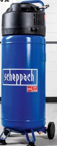 Kompressor VC52Pro SE von Scheppach