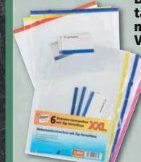 Dokumententaschen von Paper Scrip