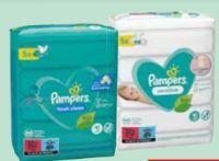 New Baby Feuchttücher von Pampers