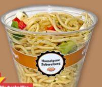 Spaghetti-Salat von Globus