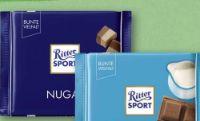Bunte Vielfalt von Ritter Sport