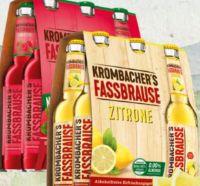 Fassbrause von Krombacher