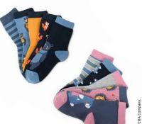 5 Paar Socken von Tchibo