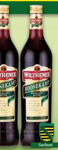Boonekamp von Wilthener
