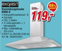 Dunstabzugshaube KH90-8 von Exquisit
