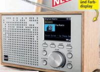 DAB+UKW Radio von Dual