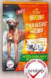 Premium Farmers' Menu Trockenfutter von Roy