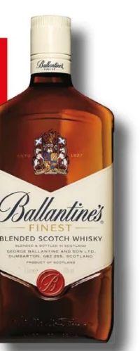 Pure Malt Whisky von Ballantines