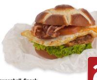 Laugenball Snack von Wasgau Bäckerei
