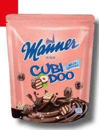 Schokolade Pfefferminz von Manner