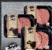 Hamburger Patties von Best Burger