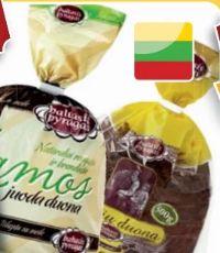 Litauisches Brot von Baltasis pyragas