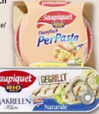 Gegrillte Makrelen-Filets von Saupiquet