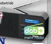 Portables DAB+ RADIO RD1003 von Watson