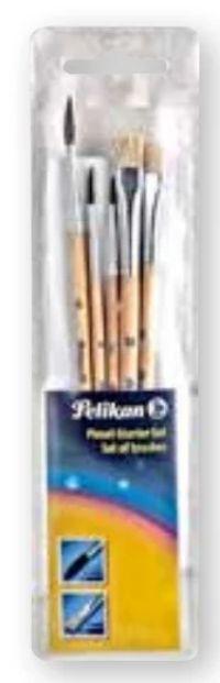 Pinsel-Starter-Set von Pelikan