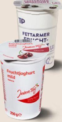 Fruchtjoghurt von Jeden Tag