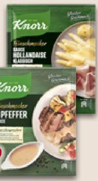 Feinschmecker Saucen von Knorr