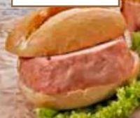 Fleischkäse-Brötchen von Globus
