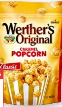 Werther's Original Popcorn von Storck