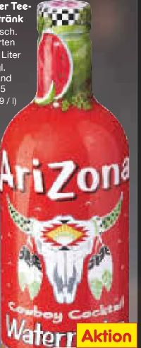 Cowboy Cocktail von Arizona