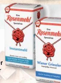 Spezialmehle Instantmehl von Rosenmehl
