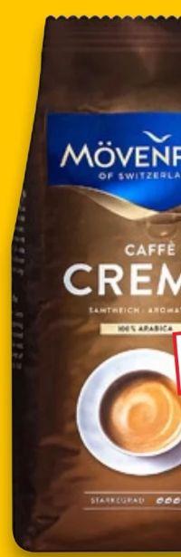 Caffè Crema von Mövenpick
