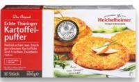 Echte Thüringer Kartoffelpuffer von Heichelheimer