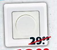 Dimmer Phasenabschnitt-Dreh-Helligkeitsregler