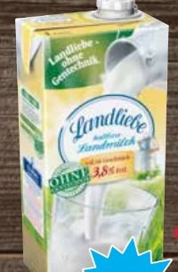 Landmilch von Landliebe
