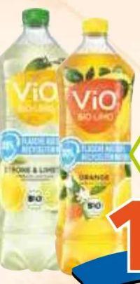 Bio Limo Zitrone-Limette von ViO