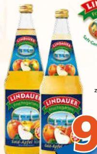 Gold-Apfelsaft von Lindauer