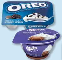 Pudding von Milka