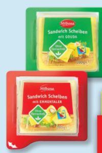 Sandwich Scheiben von Milbona