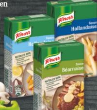 Saucen von Knorr