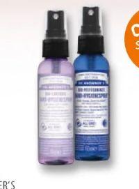 Bio-Hand-Hygienespray von Dr. Bronner