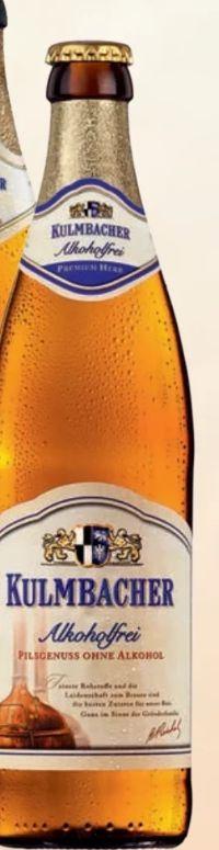 Alkoholfrei Bier von Kulmbacher