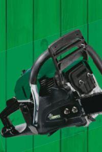 Benzin-Kettensägen-Set BKS 2040 von Mr. Gardener