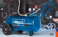 Kompressor Super Silent HC25Si von Scheppach