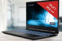 Erazer Core-Gaming Notebook Crawler E25 MD63935 von Medion